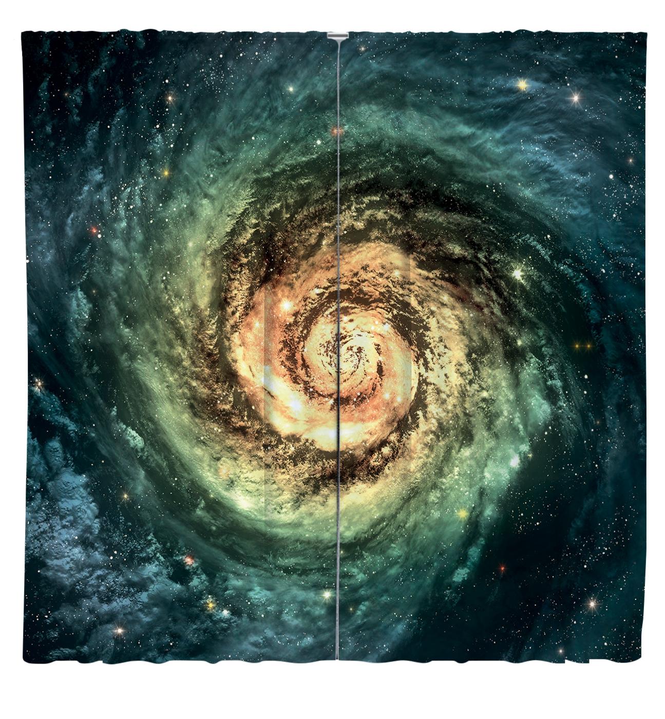 Завеси Космос Спирала