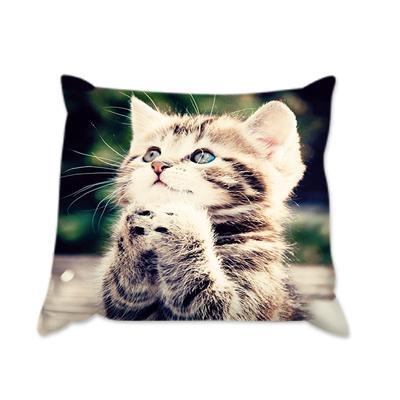 Възглавница сладко Коте