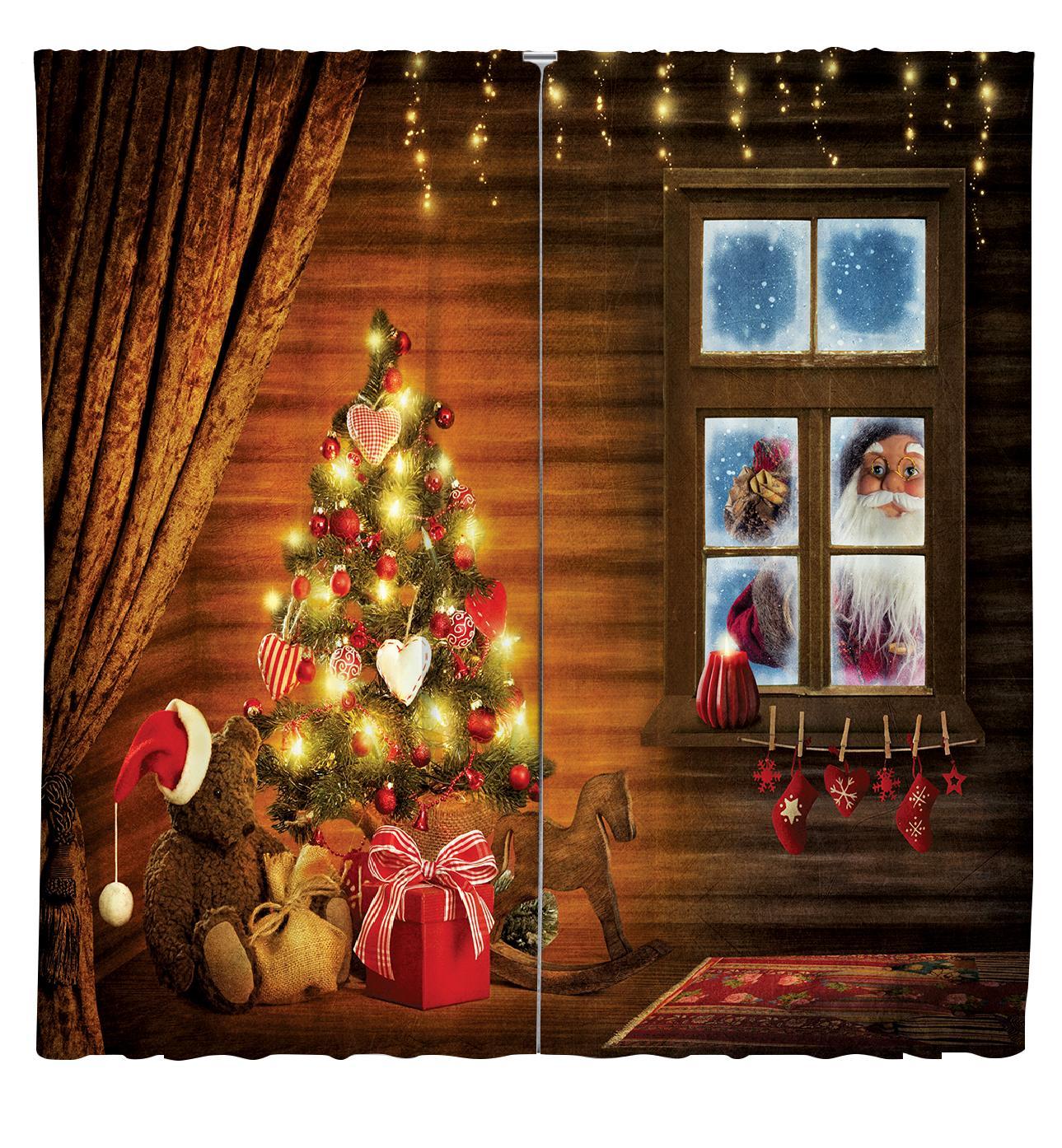 Завеси Коледа 2