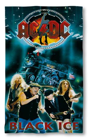 Хавлиени кърпи AC/DC