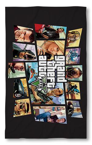 Хавлиени кърпи GTA V