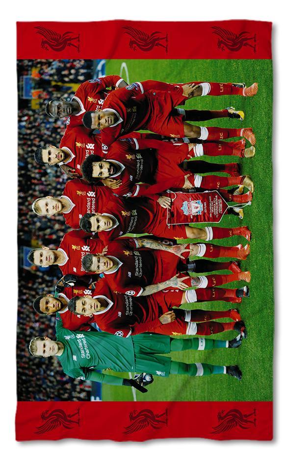 Хавлиена кърпа Ливърпул Отбор