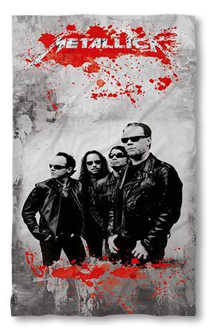 Хавлиени кърпи Metallica