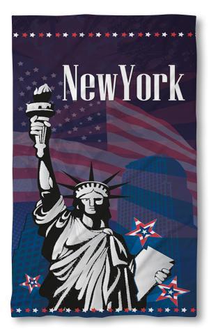 Хавлиена кърпа Ню Йорк