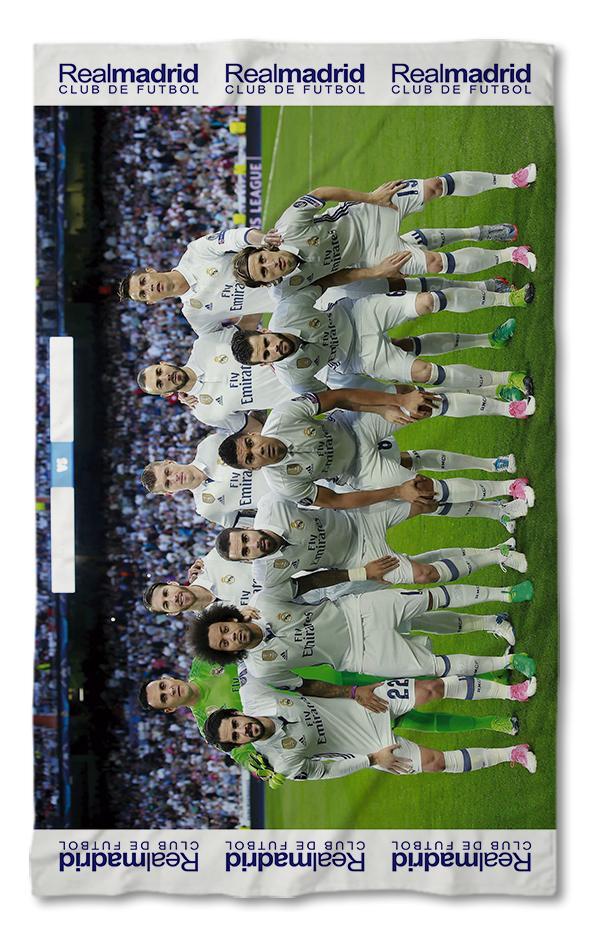Хавлиена кърпа Реал Мадрид Отбор