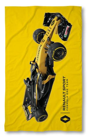 Хавлиени кърпи Рено Формула 1
