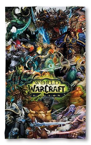 Хавлиени кърпи World of Warcraft