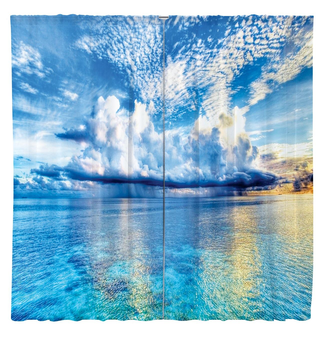 Завеси Морско небе