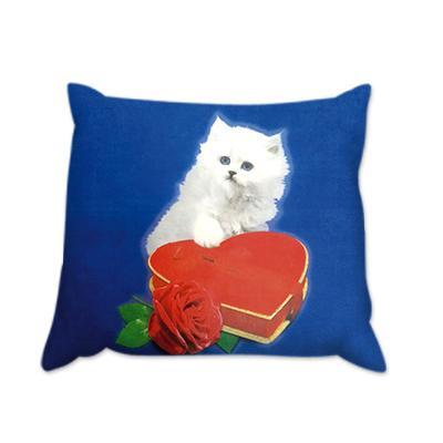 Възглавница Коте със Сърце