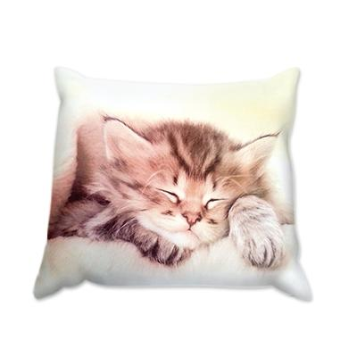 Възглавница спящо Коте