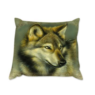 Възглавница Вълк