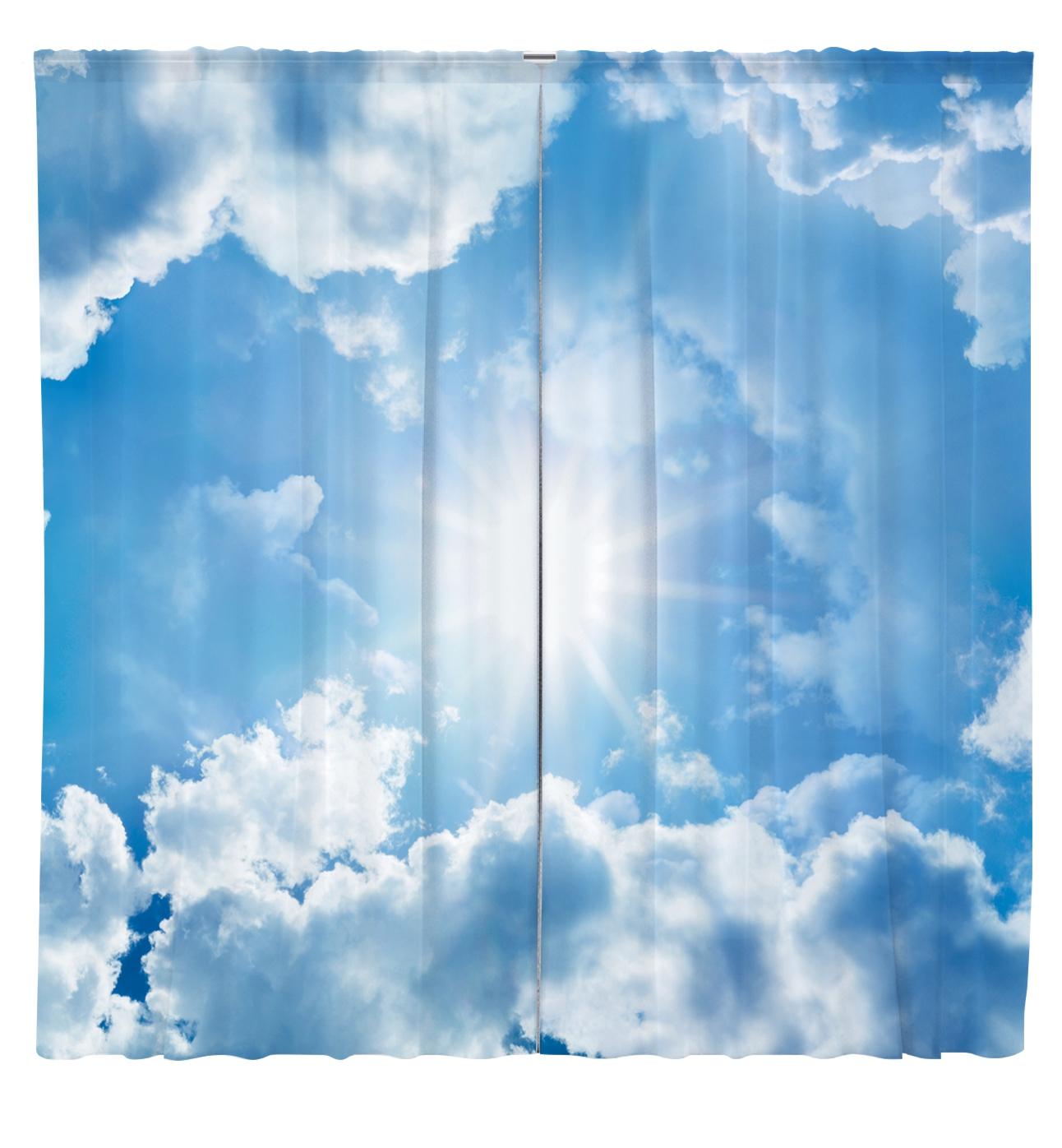Завеси Небе