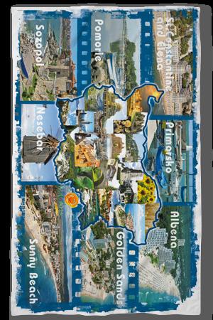 Хавлиени кърпи Черноморски курорти