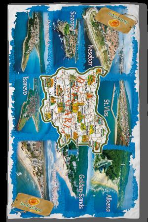 Хавлиени кърпи Курорти България